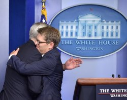 White House Press Secretary Jay Carney holds last press briefing at the White House