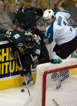 NHL DALLAS STARS VS SAN JOSE SHARKS