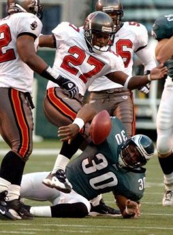 Tampa Bay Buccaneers at Philadelphia Eagles NFL Football