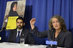 Amnesty International and Human Rights Watch announce findings of civilian casualties of US drone attacks in Pakistan and Yemen