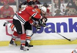 NHL Stanley Cup Final Philadelphia Flyers vs. Chicago Blackhawks