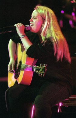 Mary Chapin Carpenter performs in Vancouver