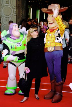 World premier of Disney/Pixar's Toy Story 2