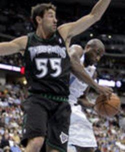 NBA MINNESOTA TIMBERWOLVES VS DENVER NUGGETS