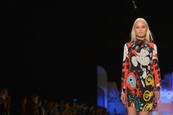 Desigual Fashion Show during New York Fashion Week