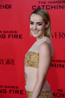 """The Hunger Games: Catching Fire"" premiere held in Los Angeles"