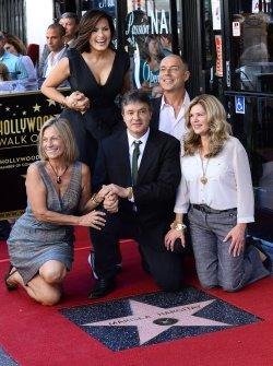 Mariska Hargitay receives star on Hollywood Walk of Fame in Los Angeles