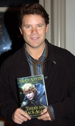 ACTOR SEAN ASTIN PUBLISHES HIS MEMOIR ON LORD OF THE RINGS FILM