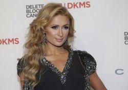 Paris Hilton at the Annual Delete Blood Cancer DKMS Gala