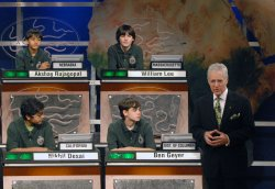 National Geographic Bee in Washington