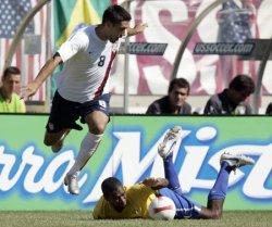 BRAZIL VS USA SOCCER