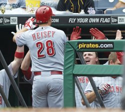 Pittsburgh Pirates vs Cincinnati Reds