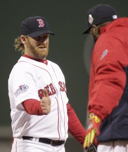 World Series Game 1 St. Louis Cardinals at Boston Red Sox
