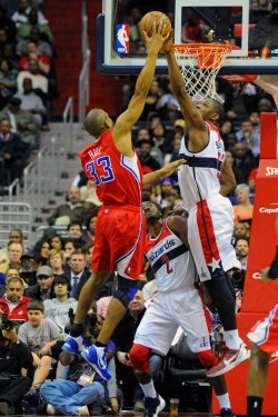 Washington Wizards vs Los Angeles Clippers in Washington