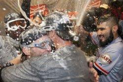 San Francisco Giants vs. Detroit Tigers Game 4 World Series
