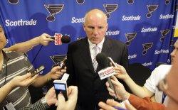 St. Louis Blues hire Ken Hitchcock as new head coach