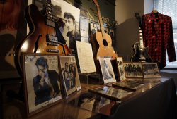 Rock & Roll Auction Preview at Guernsey's Headquarters in New York
