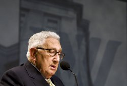Dedication of the Kissinger Institute in Washington