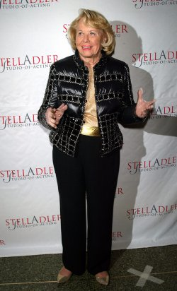 Stella Adler Studio Benefit Gala in New York