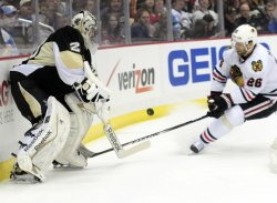 Chicago Blackhawks vs Pittsburgh Penguins