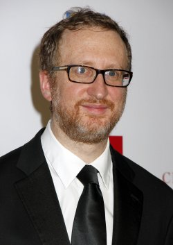 James Gray arrives for the Film Society of Lincoln Center's 39th Annual Chaplin Awards Gala in New York