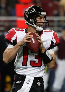 Atlanta Falcons vs St. Louis Rams