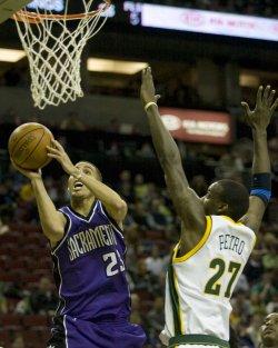 Sacramento Kings vs Seattle SuperSonics