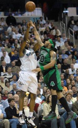 Boston Celtics vs Washington Wizards in Washington