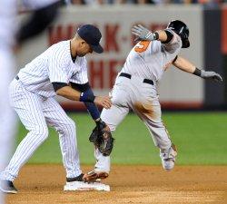New York Yankees vs Baltimore Orioles ALDS Game 3 at Yankee Stadium