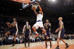 New York Knicks vs Utah Jazz