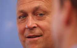 "Cal Ripken in St. Louis for the Energizer ""Keep Going"" award"
