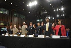 Supreme Court nominee Sotomayor Confirmation Hearing in Washington