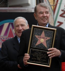 ALAN LADD JR. RECEIVES STAR ON HOLLYWOOD WALK OF FAME IN LOS ANGELES