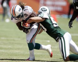 New York Jets vs Miami Dolphins