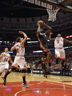 Eastern Conference Semifinals Miami Heat vs. Chicago Bulls