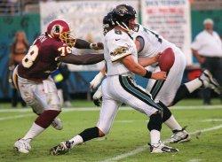 Washington Redskins vs. Jacksonville Jaguars