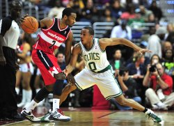 Wizards' John Wall in Washington