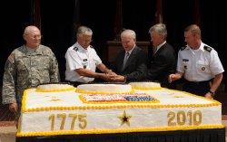 Army celebrates 235th birthday at Pentagon
