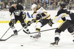 Boston Bruins Center Tyler Seguin in Pittsburgh