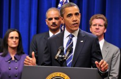 President Obama Speaks on the $26 Billion Housing Settlement in Washington