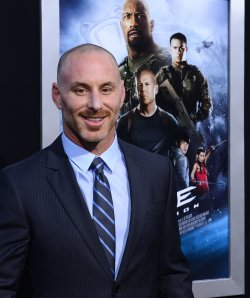 "Matt Geraldi attends the ""G.I Joe: Retaliation"" premiere in Los Angeles"
