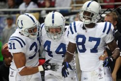 Indianapolis Colts touchdown