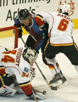 Calgary Flames vs Colorado Avalanche