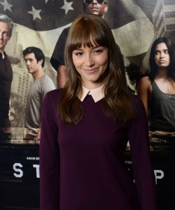 """Jocelin Donahue attends Crackle's """"Startup"""" premiere in West Hollywood"""