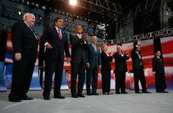 DEMOCRATIC CANDIDATES SPEAK AT AN AFL-CIO PRESIDENTIAL CANDIDATE FORUM