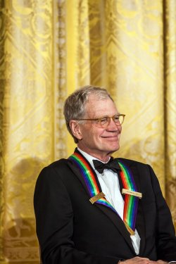 President Obama hosts Kennedy Center Honors reception