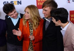 10th annual GLSEN Respect Awards held in Beverly Hills, California