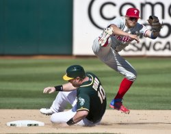 Oakland Athletics vs Philadelphia Phillies