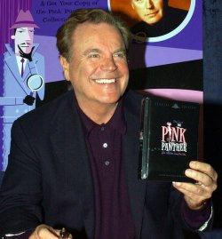 ROBERT WAGNER PROMOS DVD SET OF PINK PANTHER FILMS