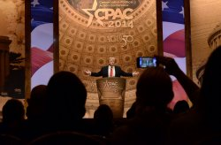 Speakers address CPAC 2014